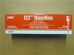 Ideal D3 16g x 5/8 Needle - Box of 100
